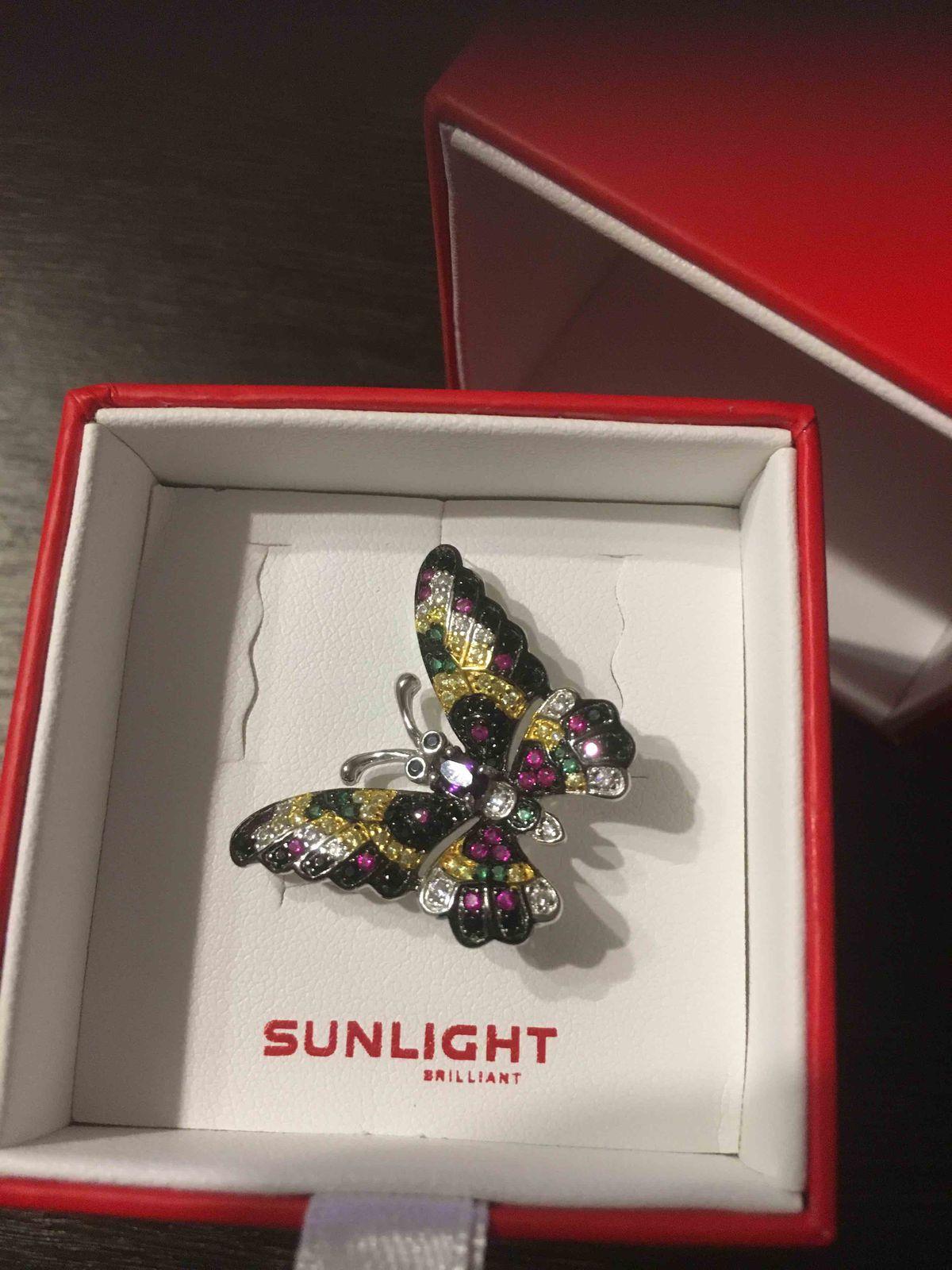 Бабочка очаровашка