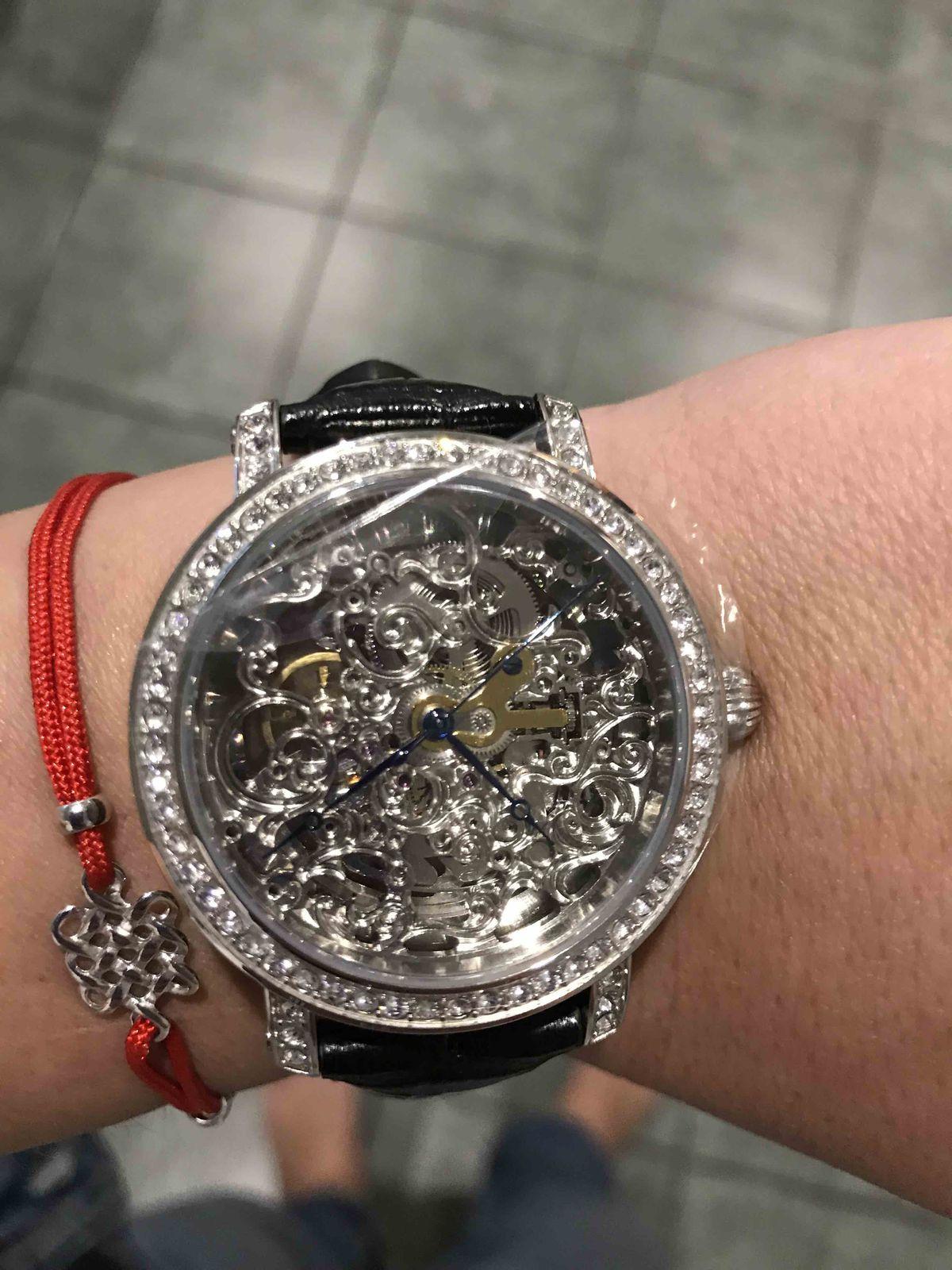 Очень и очень классные часы!