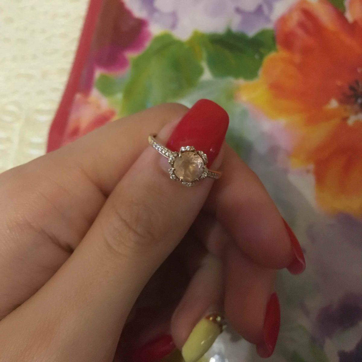 Очень красивое кольцо, советую!