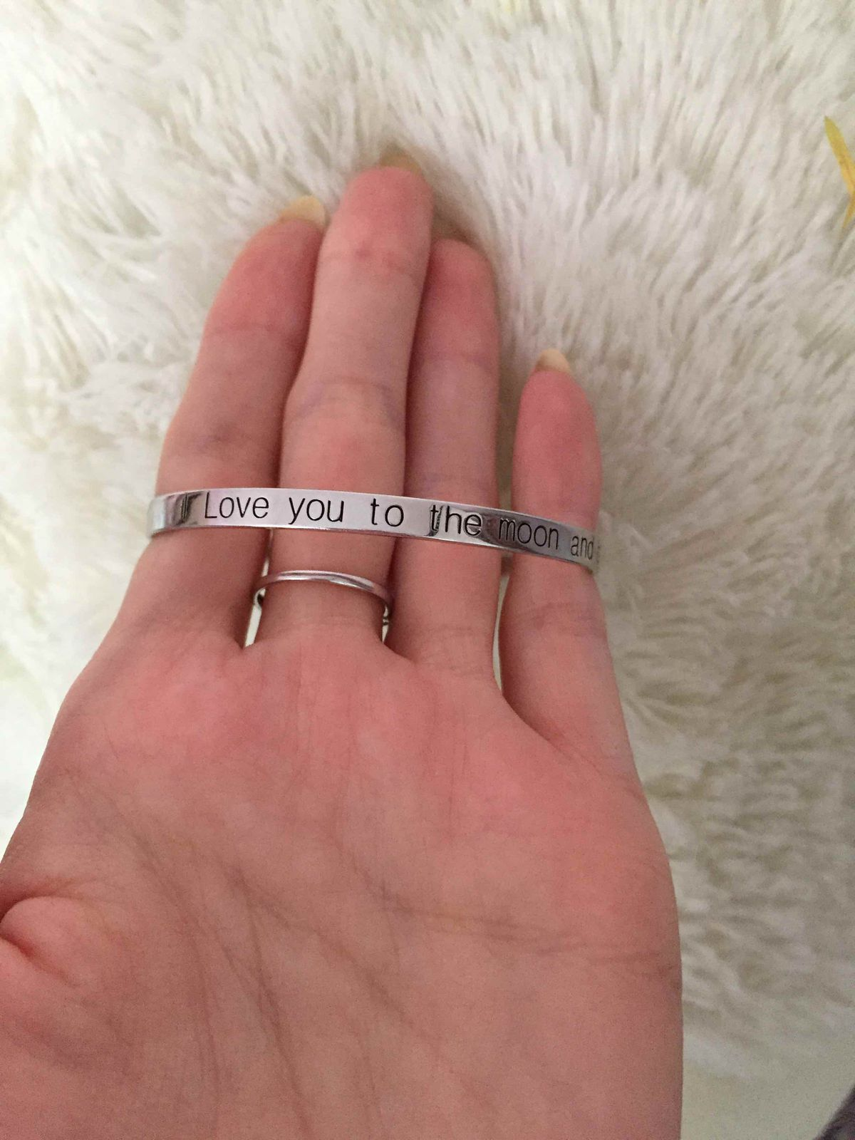 Наконец-то я его нашла! Идеальный браслет для дюймовочек.
