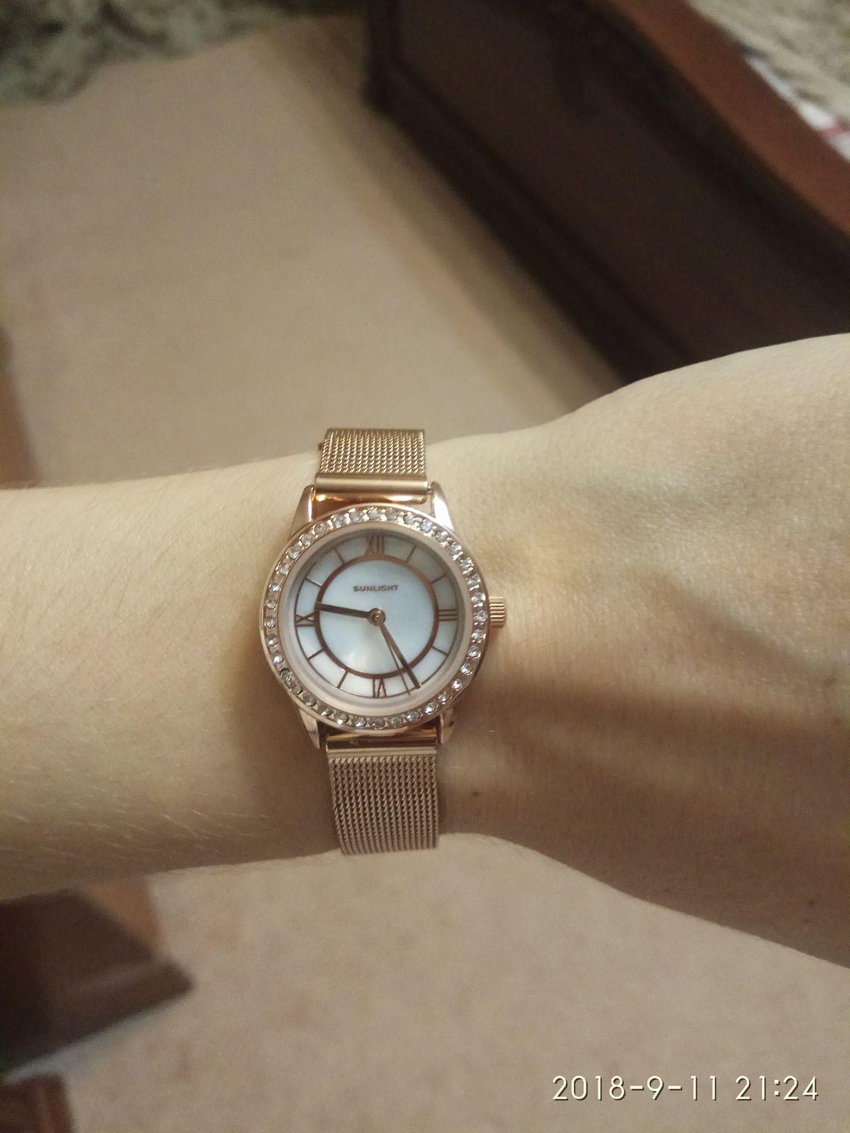 Часы женские...:)))