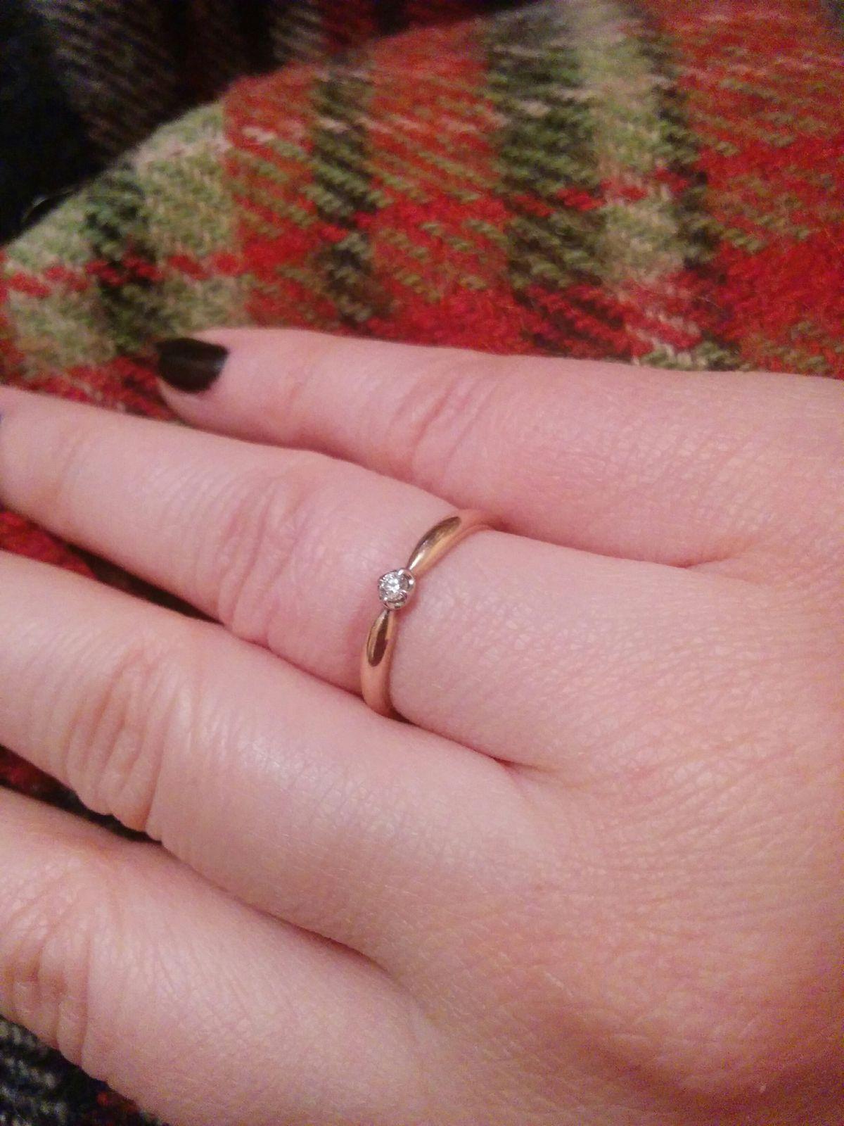 Отлично кольцо