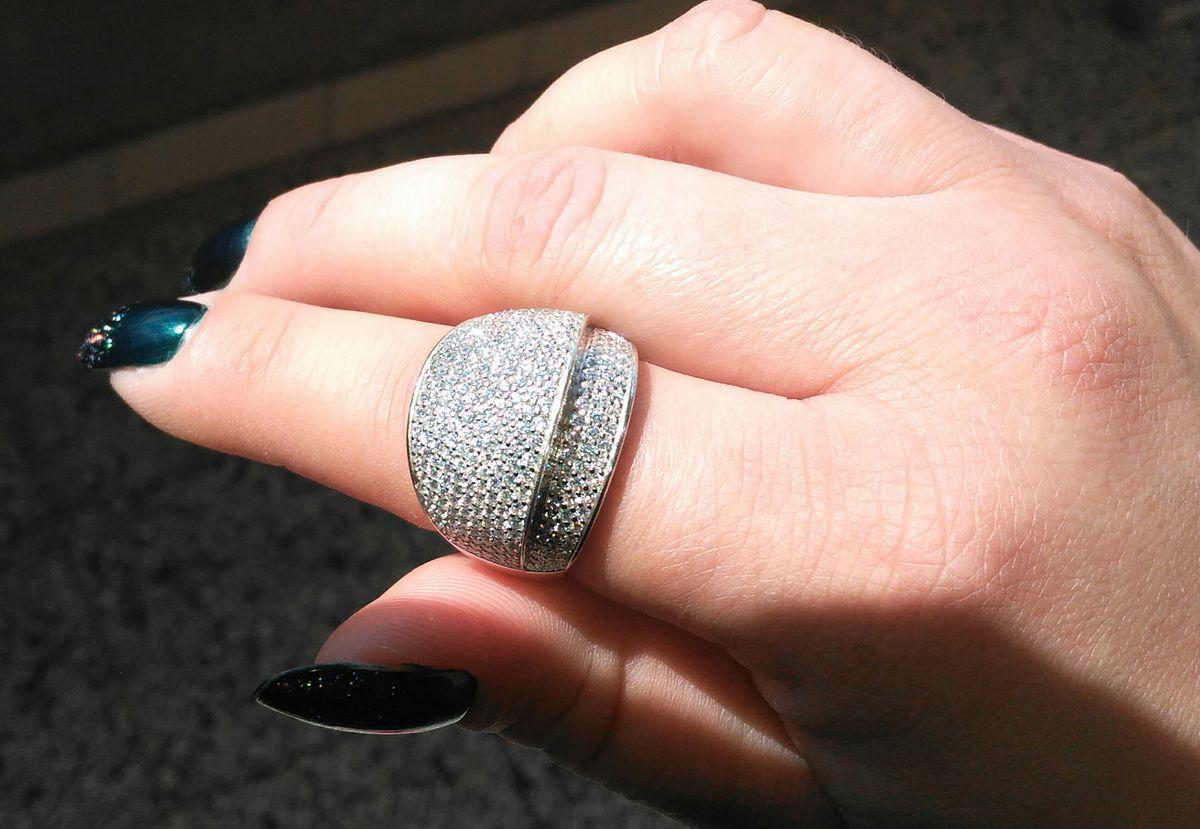 Кольцо великолепное!!!