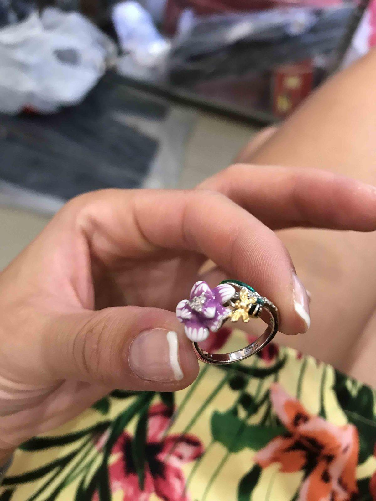 Кольцо, в которое влюбляешься!