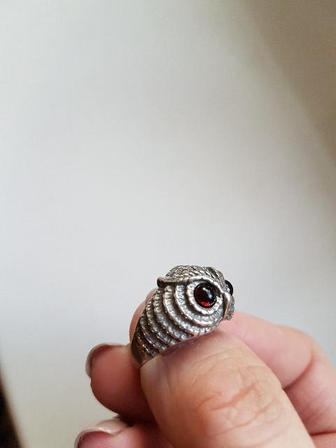 Кольцо - Филин