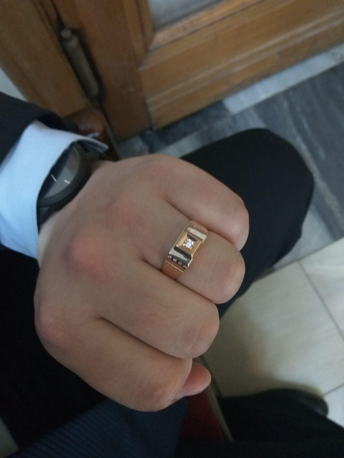 Больше спасибо ,приятные красивые и умные продавцы,подобрали размер  кольца