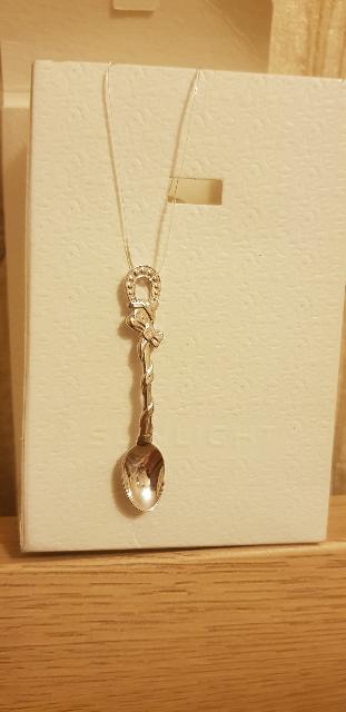 Серебряная ложечка