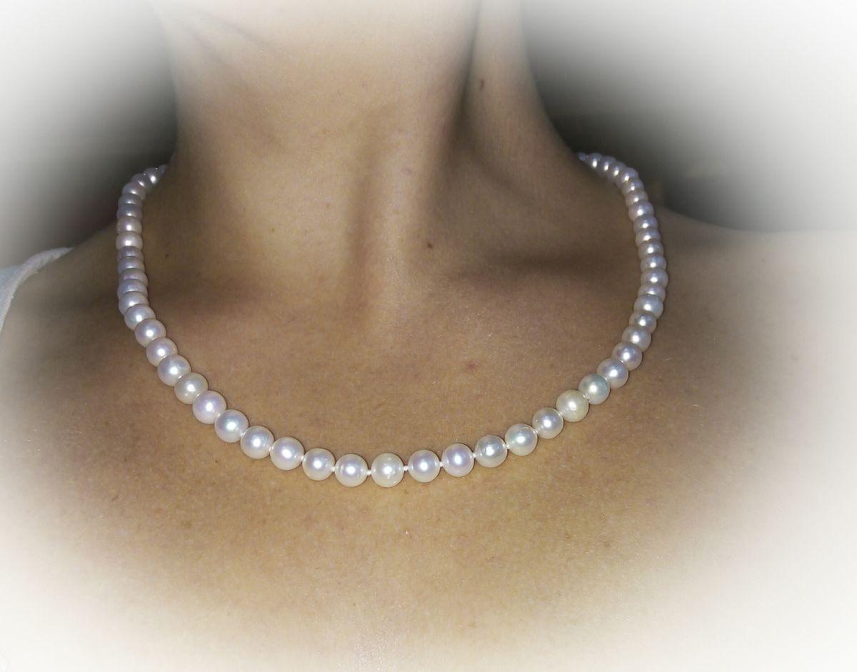 Милое ожерелье