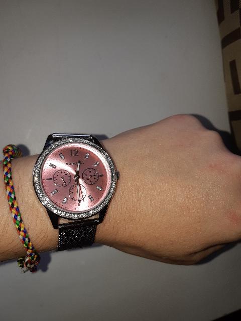Очень женственные часы!