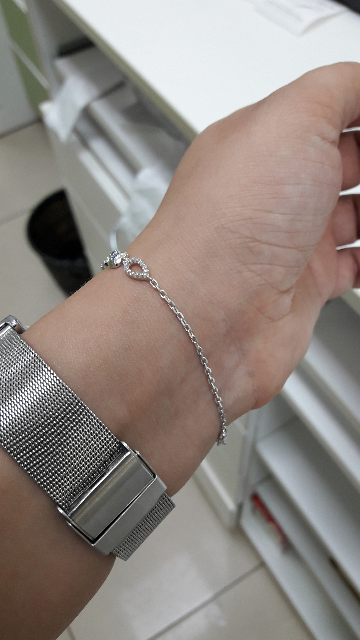 Нежный прекрасный браслет!