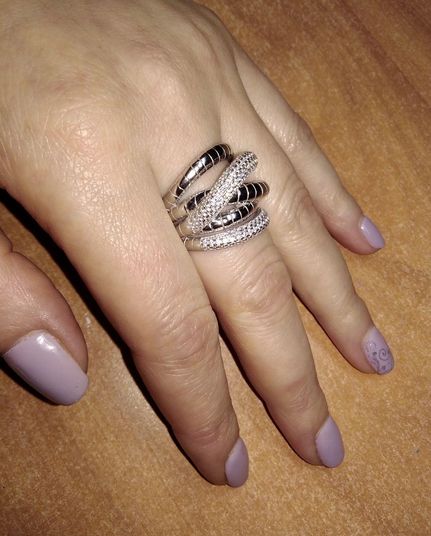 Кольцо—змейка