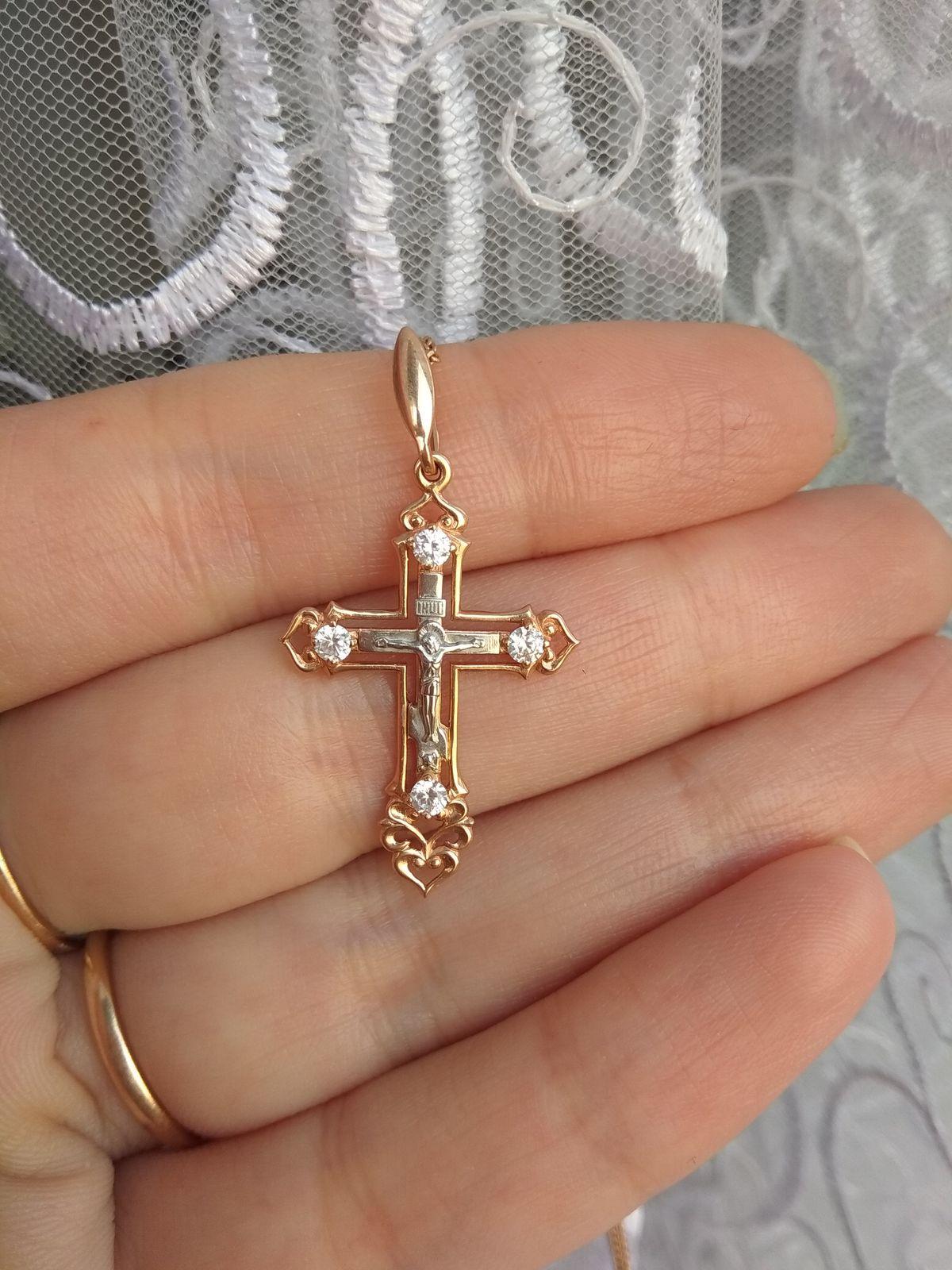 Изящный крест