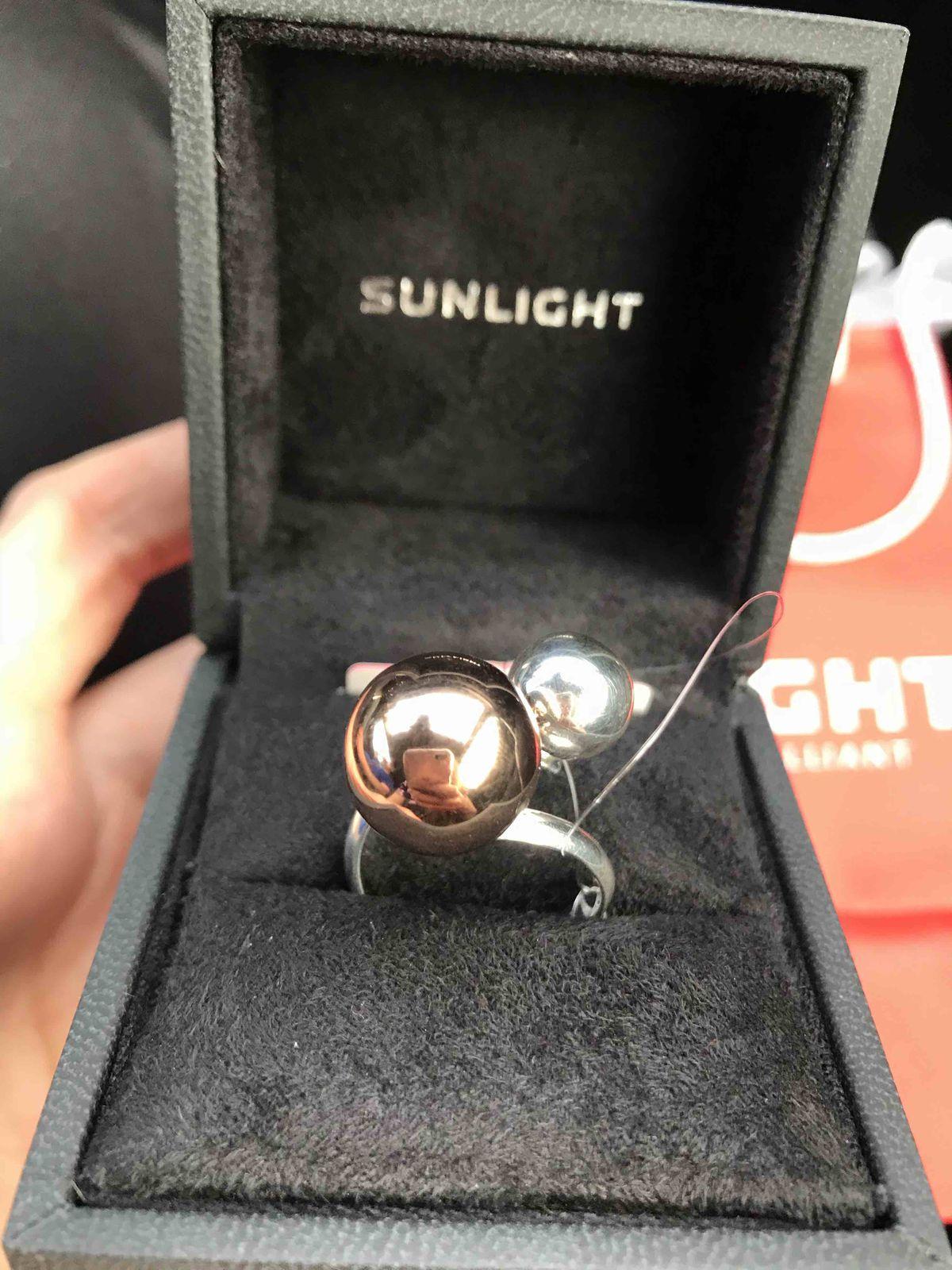 Ориоинальное кольцо